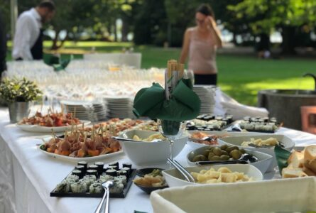 Aurelia Cattaneo - Seven Group Destination Wedding Buffet