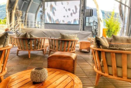 Aurelia Cattaneo - Seven Group Sea Lounge Public Viewing Area