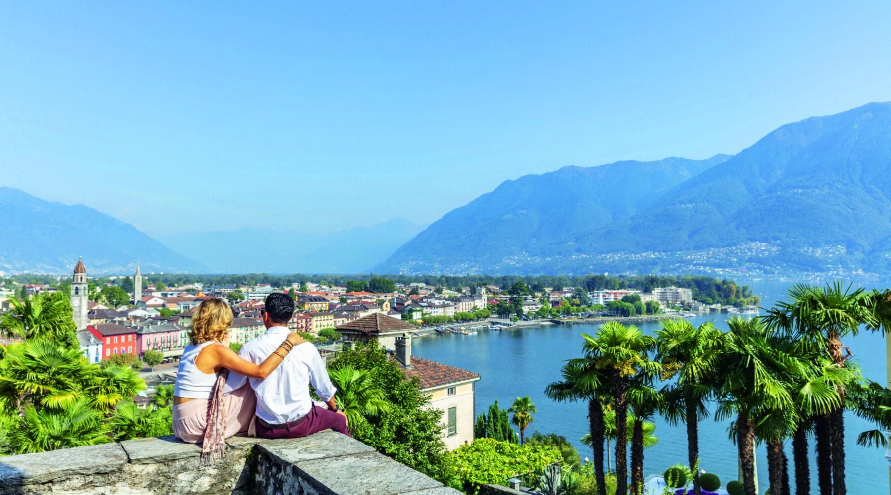Ascona - panoramica - 1 (© Ascona-Locarno Tourism - foto Alessio Pizzicannella)