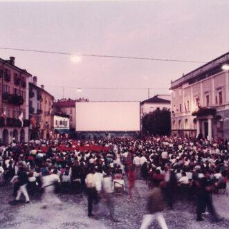 Piazza Grande 1982 © Locarno Festival 2