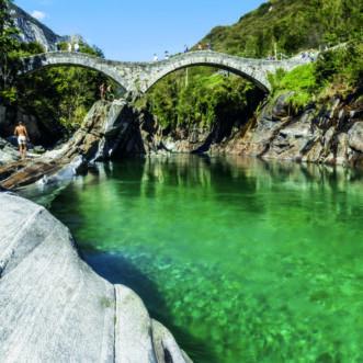 Ponte dei Salti - Lavertezzo - Valle Verzasca - 6 (© Ascona-Locarno Tourism - foto Alessio Pizzicannella)