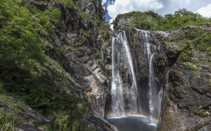 Cascata del Salto - Maggia - Vallemaggia - 1 (© Ascona-Locarno Tourism - foto Alessio Pizzicannella)-large
