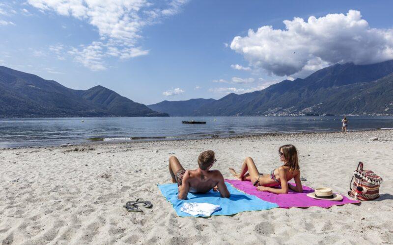 Lido Ascona - spiaggia - 4 (© Ascona-Locarno Tourism - foto Alessio Pizzicannella)-large