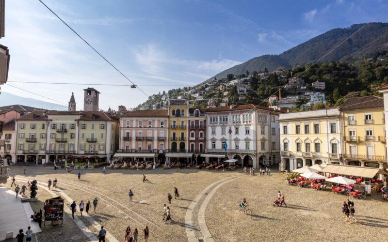 Piazza Grande - Locarno - 2 (© Ascona-Locarno Tourism - foto Alessio Pizzicannella)-large